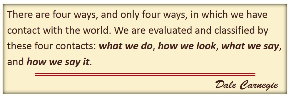 dale_carnegie_quote_about_being_evaluated