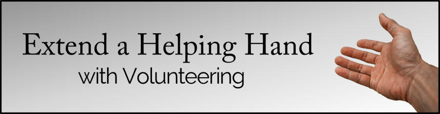 Extend a Helping Hand with Volunteering