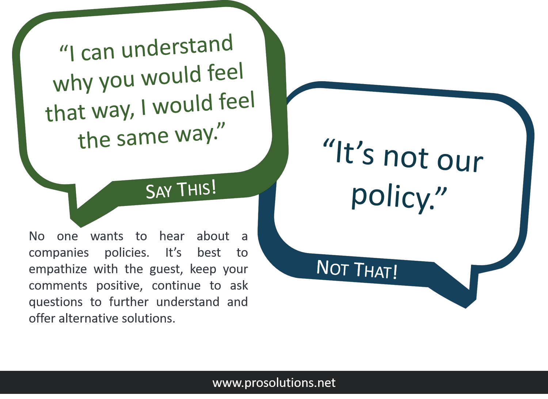 Blog SayThisNotThat Policies