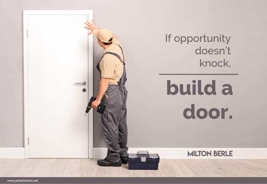 ProSolutions - Build a Door