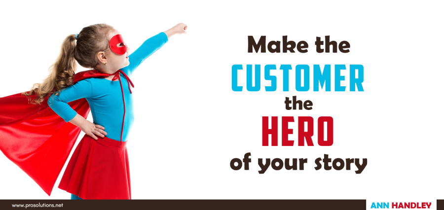 ProSolutions - Customer Hero