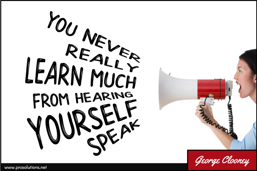 ProSolutions - Don't Learn from Speaking.png