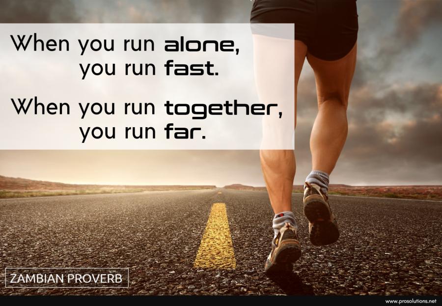 ProSolutions - Together Run Far